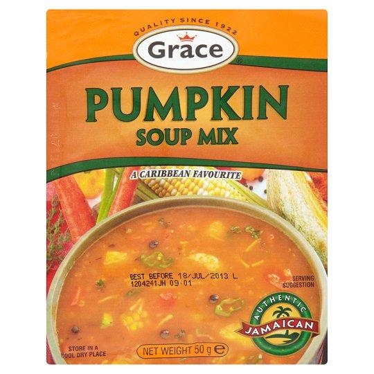 Grace Pumpkin Soup Mix 50G