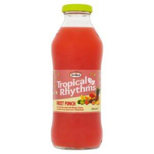 Grace Tropical Rhythms Fruit Punch 475 ml