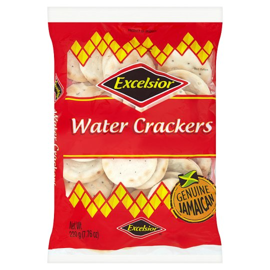 jamaican Water Crackers
