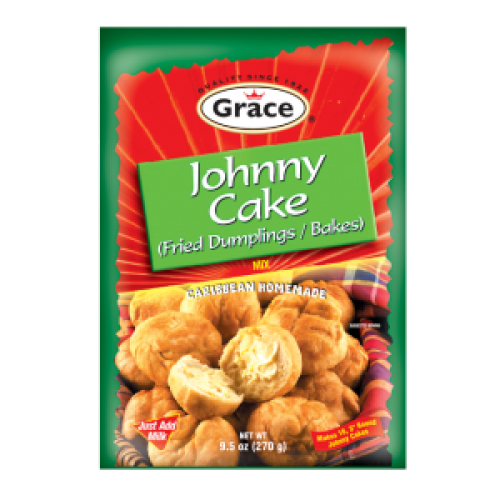 Grace Johnny Cake Mix